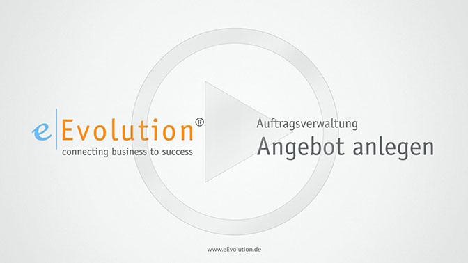 Angebote Erstellen Video Erp Wiki Für Eevolution